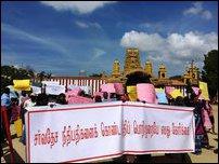 Nalloor protest