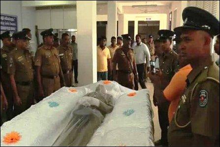 SLPolice Sgt Harichandra