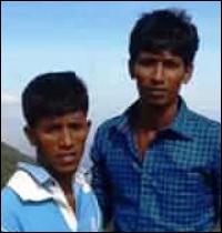 Sulaxan Sukantharajah and Gajan Nadarajah