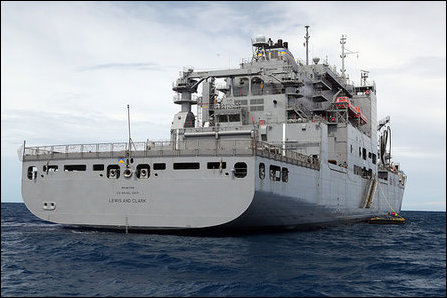 USNS Lewis and Clark (T-AKE 1)