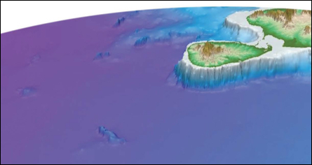 SL Claim of outer continental shelf