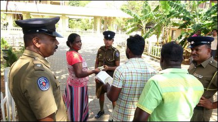 Sinhala colonists lay siege to District Secretariat of Mullaiththeevu