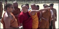 Athuraliye Rathana thero visited Poththuvil on Friday