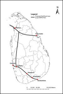 SL NPPD plan for Asia connectivity as envisaged in 2010
